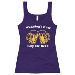 Wedding Is Near Tank