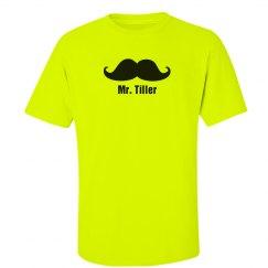 Mr. Mustache Tee