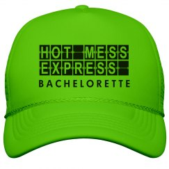 Hot Mess Express Neon