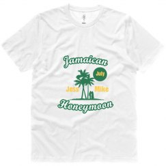 Jamaican Honeymoon Tee