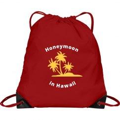 Honeymoon Drawstring Bag