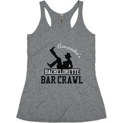 Cowgirl Bar Crawl