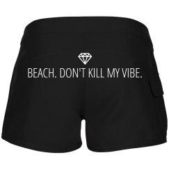 Beach Vibe Bride