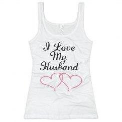 Love My Husband Tank
