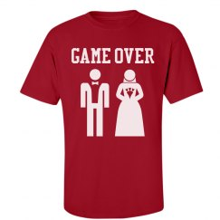 Game Over Mens Tee