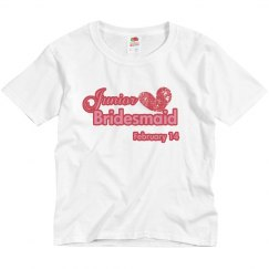 Junior Bridesmaid Tee