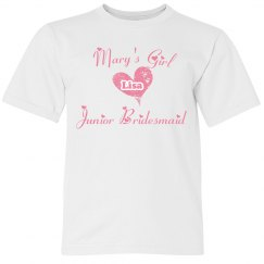 Junior Bridesmaid Tank