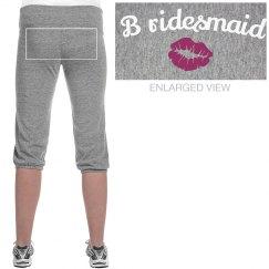 Bridesmaid Capris