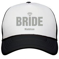 Bride With Diamond