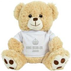 Ring Bearer Teddy