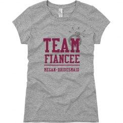 Team Fiancee Ring