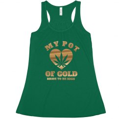 High Bride to Be Pot Of Gold
