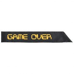 Game Over The Shoulder