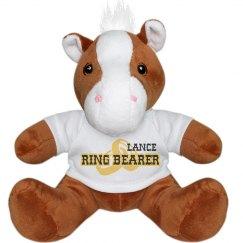 Horse Ring Bearer