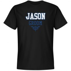 Custom Name Groom