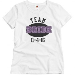 Team Bride!