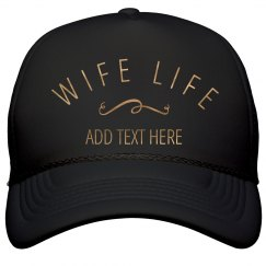 Shiny Gold Custom Wife Life