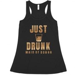 Metallic Drunk Bachelorette 3