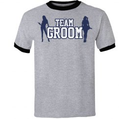 Team Groom Girls