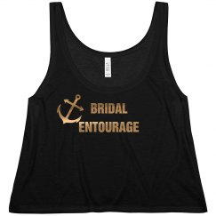 Bride's Entourage Tank Top