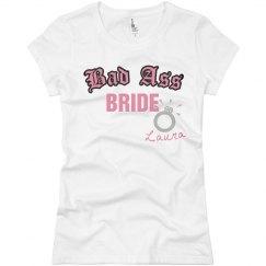 Bad Ass Bride Tee