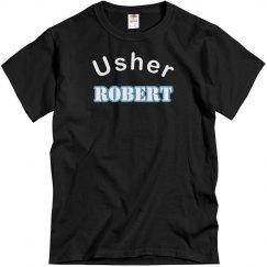 Custom Usher Tee