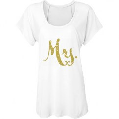 Short Sleeve Mrs.