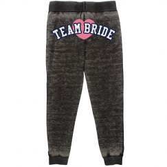 Team Bride Sweatpants