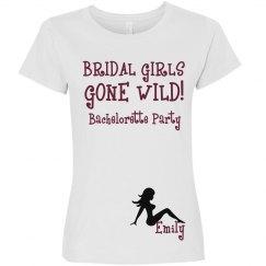 Bridal Girls Gone Wild