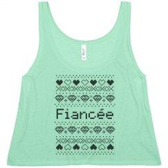 Fiancee Diamond Sweater