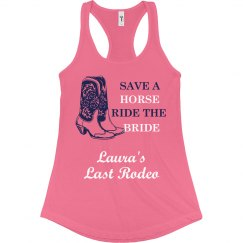 Save a Horse last ride