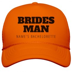 Custom Bridesman Group Hats