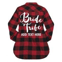 Custom Bride Tribe Bridal Party
