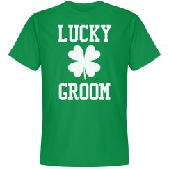 Team Lucky Irish Groom
