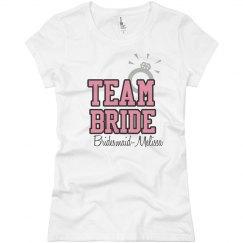 Team Bridesmaids