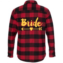 The Bride Flannel Shirt