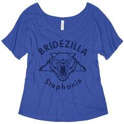 Stephanie the Bridezilla