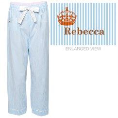 Bride Flannel Pajamas