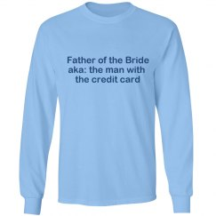 Blue Father Of The Bride