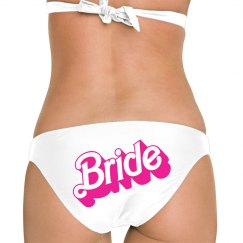 Neon Pink Bride