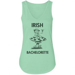 Irish Bachelorette Tank Top