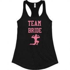 Workout Team Bride