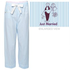 Just Married Pajamas
