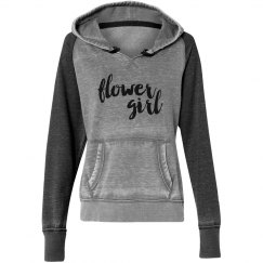 Flower Girl Hoodies