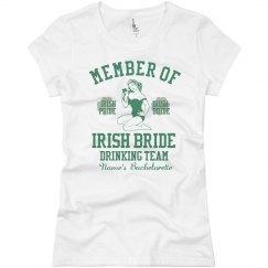 Irish Bride Bachelorette