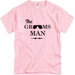 The Grooms Man Tshirt