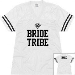 Varsity Bride Tribe Diamond