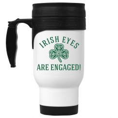 Irish Bride Eyes Engaged