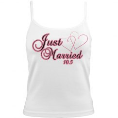 Just Married Cami