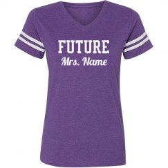 Future Mrs. Custom Name